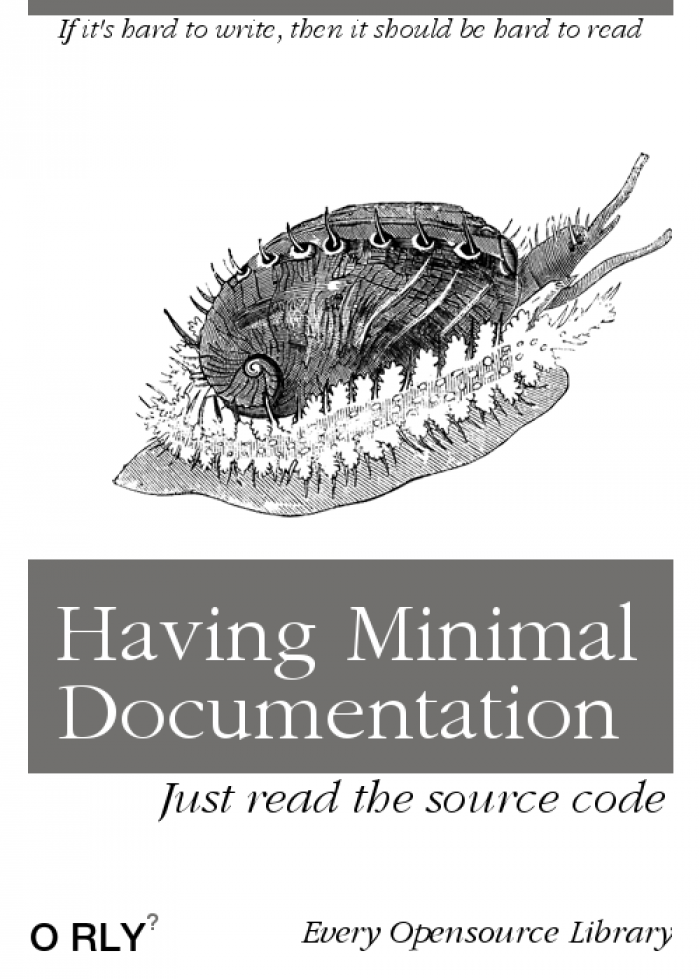 Every open source library