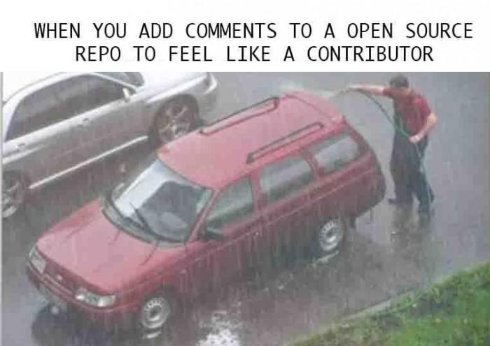 Open Source Contributor!