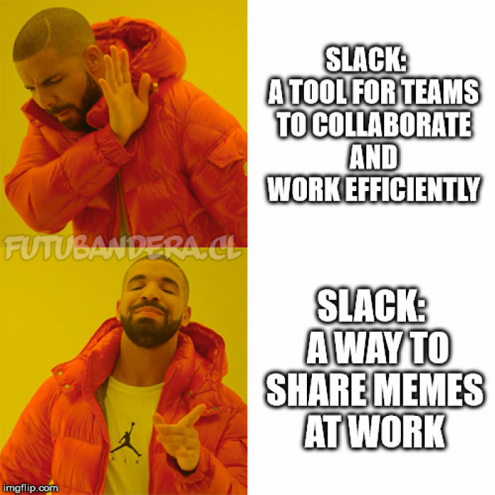 Slacks true calling