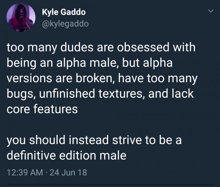 Version Alpha