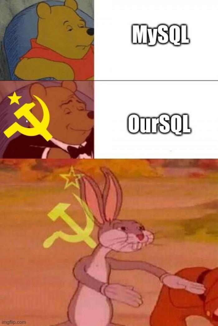 OurSQL