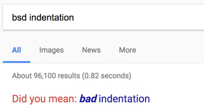 Google's taking sides