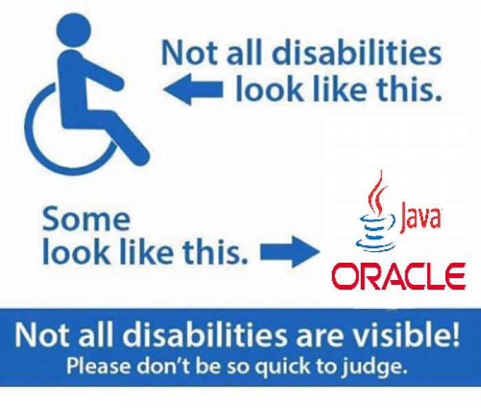 Java + Oracle