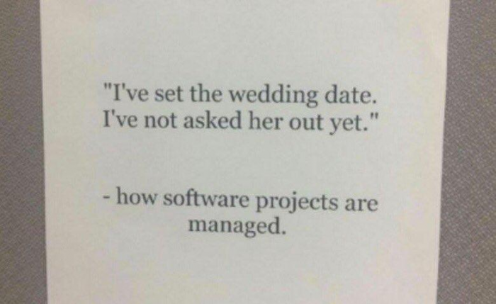 How software projects are managed
