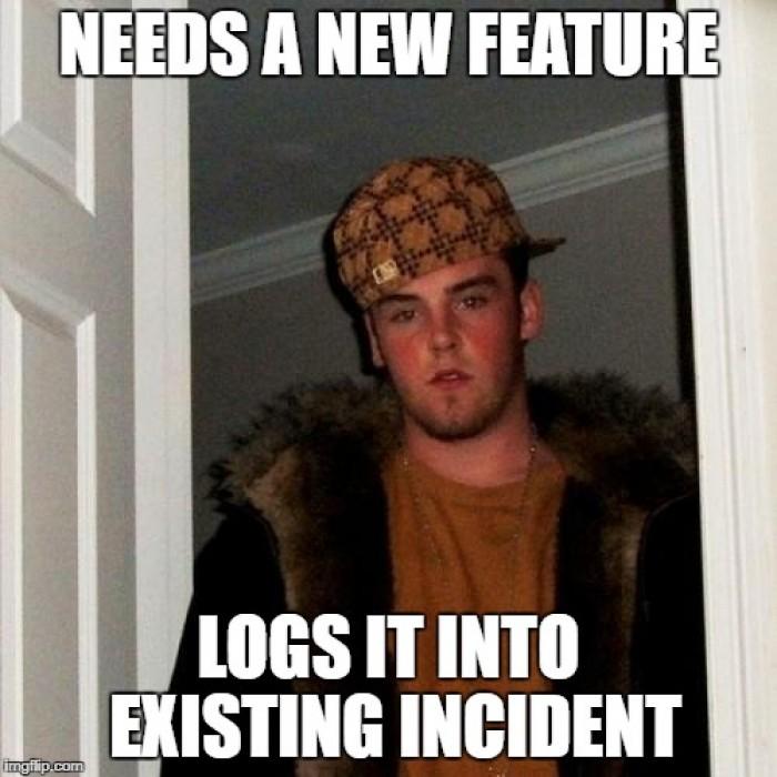 Scumbag Client