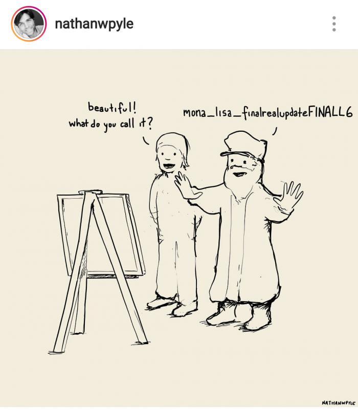 Truly the Da Vinci of his time.