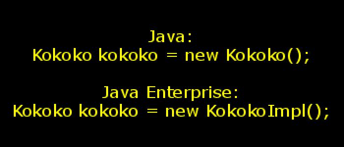 Java and Java EE