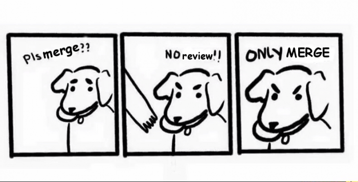 Every single time when I create a PR to some fancy open source project