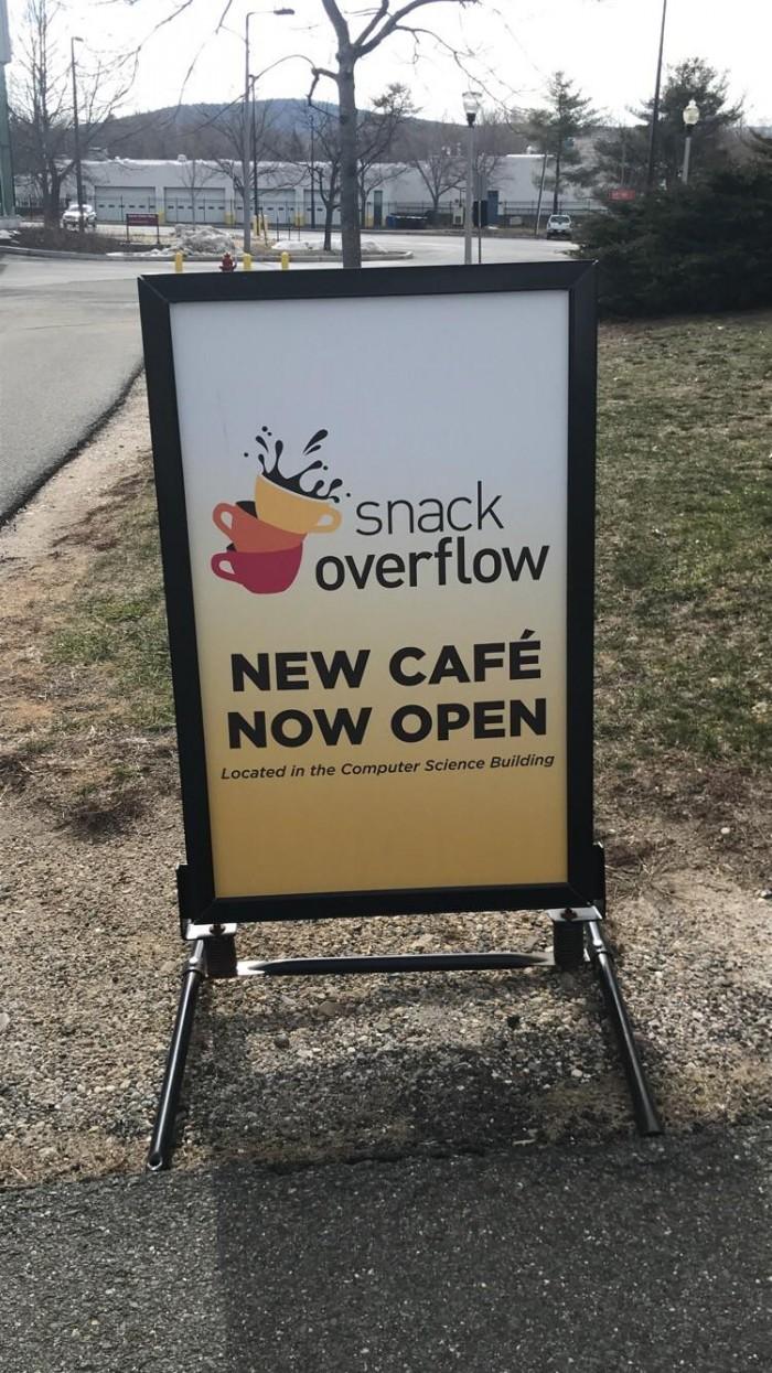 Snack Overflow