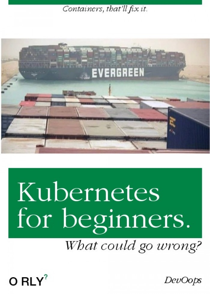 Linux containers and Kubernetes for beginners