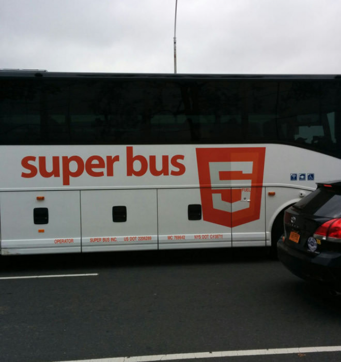 The W3C would be proud