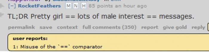 Found a programmer