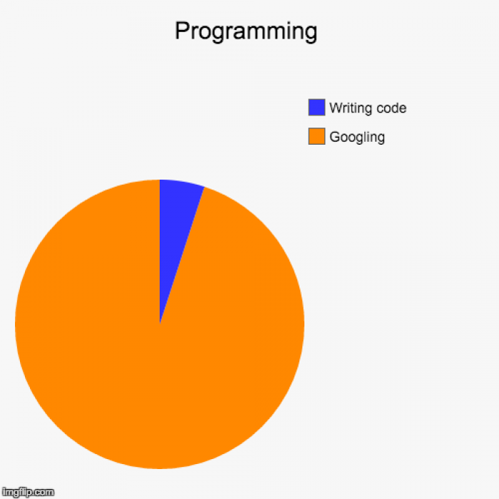 For anyone who's worried they don't know enough to be a programmer