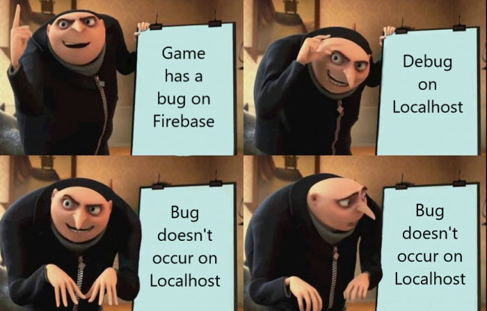 Bug on Firebase