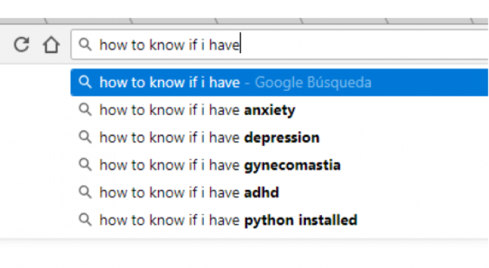 Help me doctor, I might have python