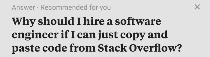 Quora is truly a magnificient place