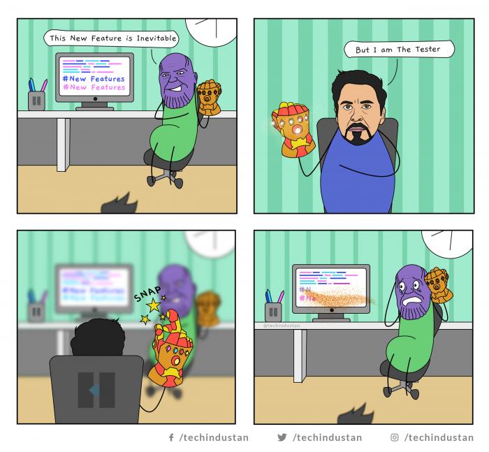 Tester: I Love Bugs 3000
