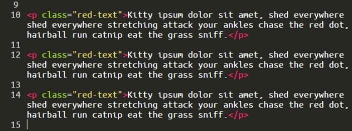 Kitty Ipsum