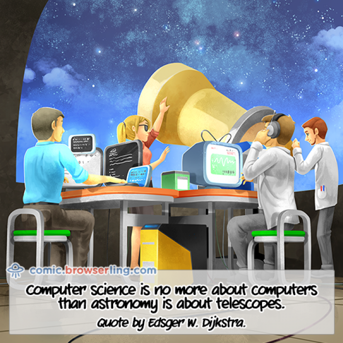 [browserling] Astronomy