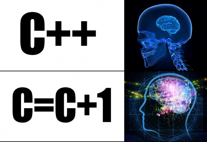 Cplusplus is for the weak