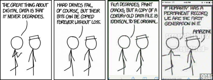 [xkcd] Digital Data
