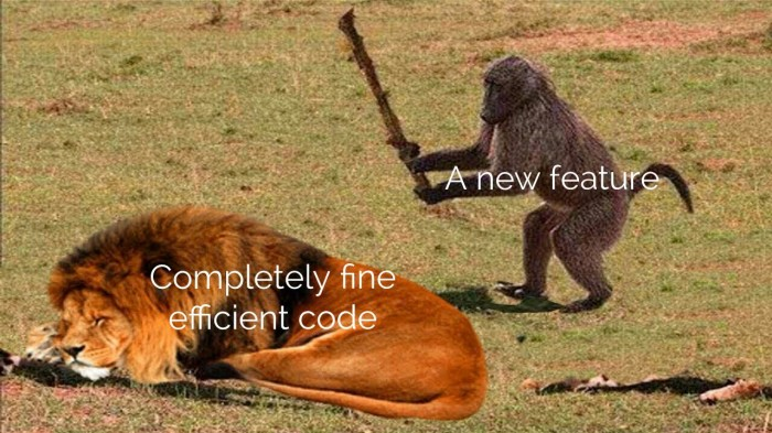 Updating your project is such a a pain sometimes