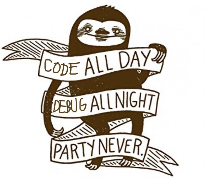 Code all day