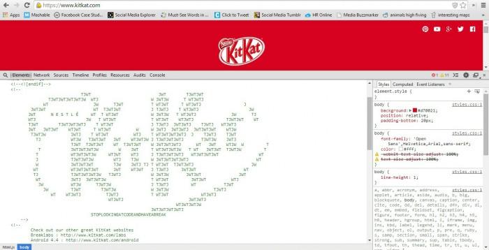 KitKat Source Code