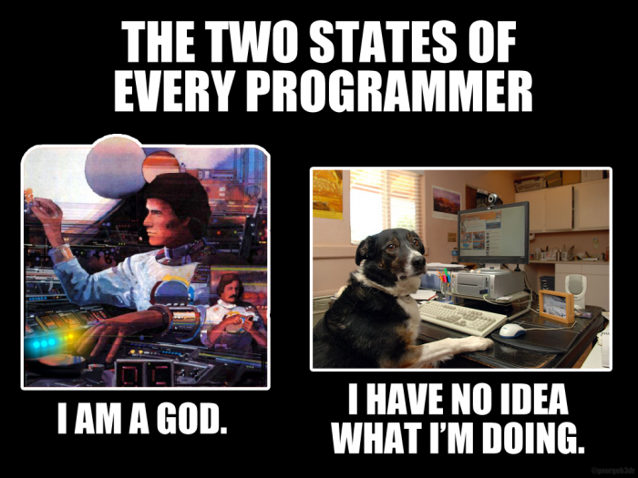 States of a Programmer