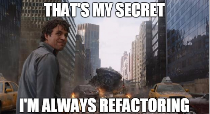 Refactoring a Project