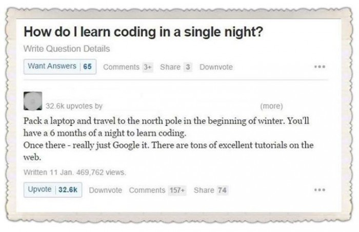 Easy Way to Learn Programming in Single Night