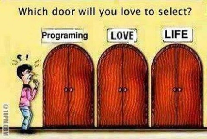 Choose one :)