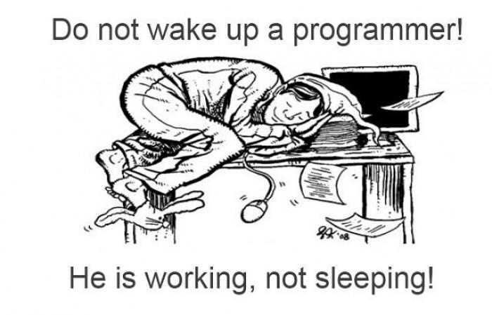 Sleepworking ;)