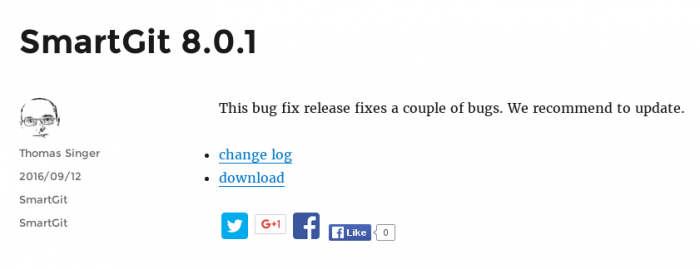 Changelogs are hard...