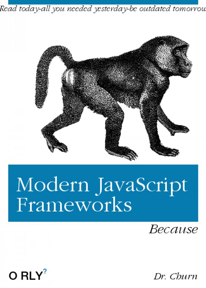 Modern Javascript Frameworks