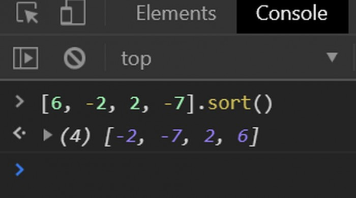 You learn every day, with Javascript.
