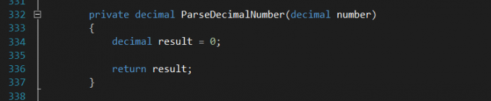 Production wtf code