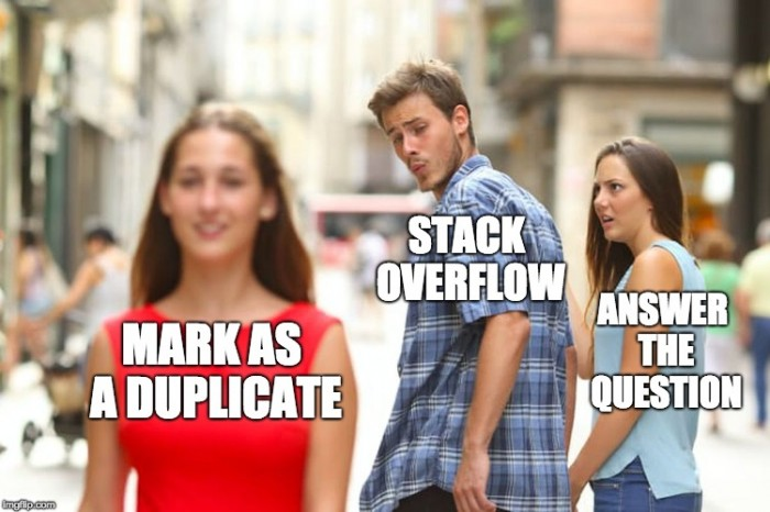 Stack Overflow in a nutshell