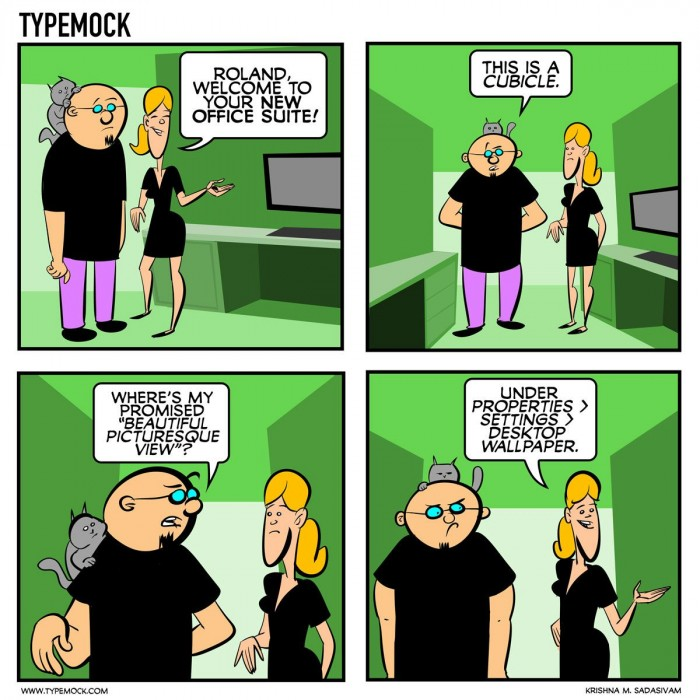 Programmer Interrupted – The Quiet Suffering in Open Floor Offices