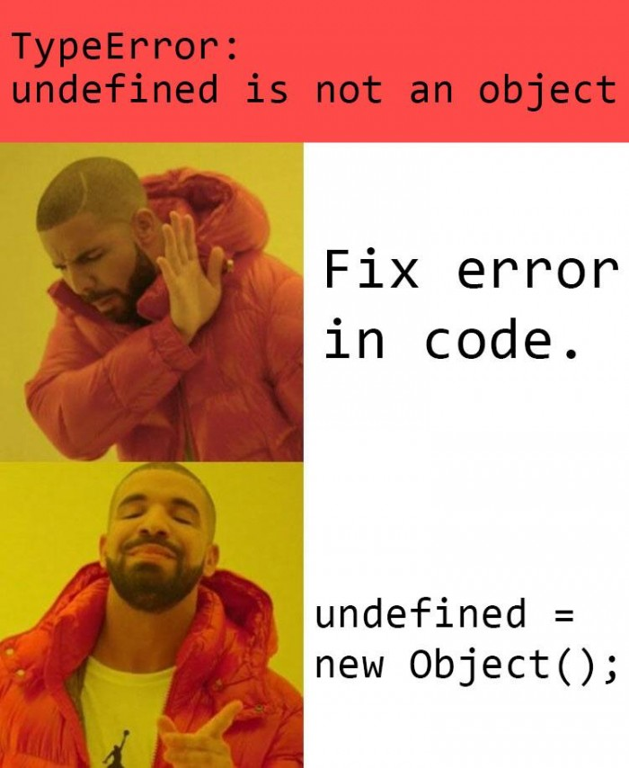 undefined is not an object