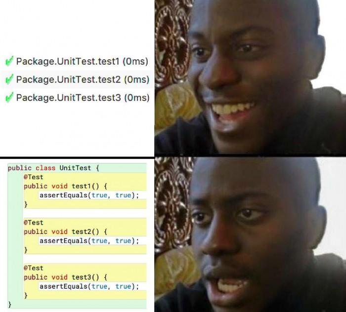 When Volkswagen writes Unit Tests