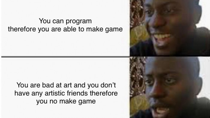 Making a game