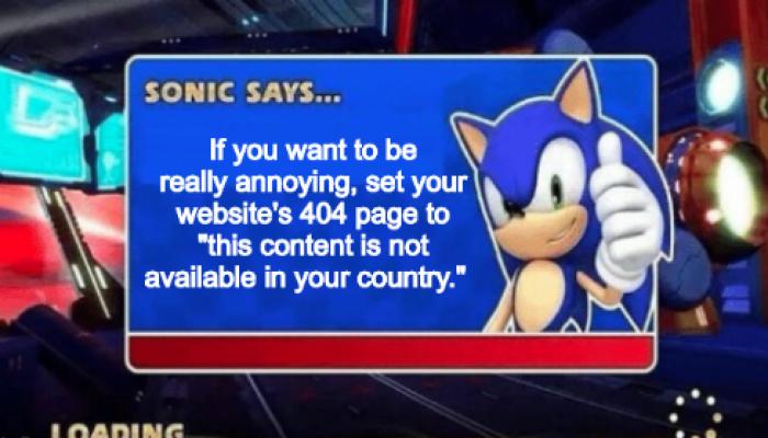best 404 page