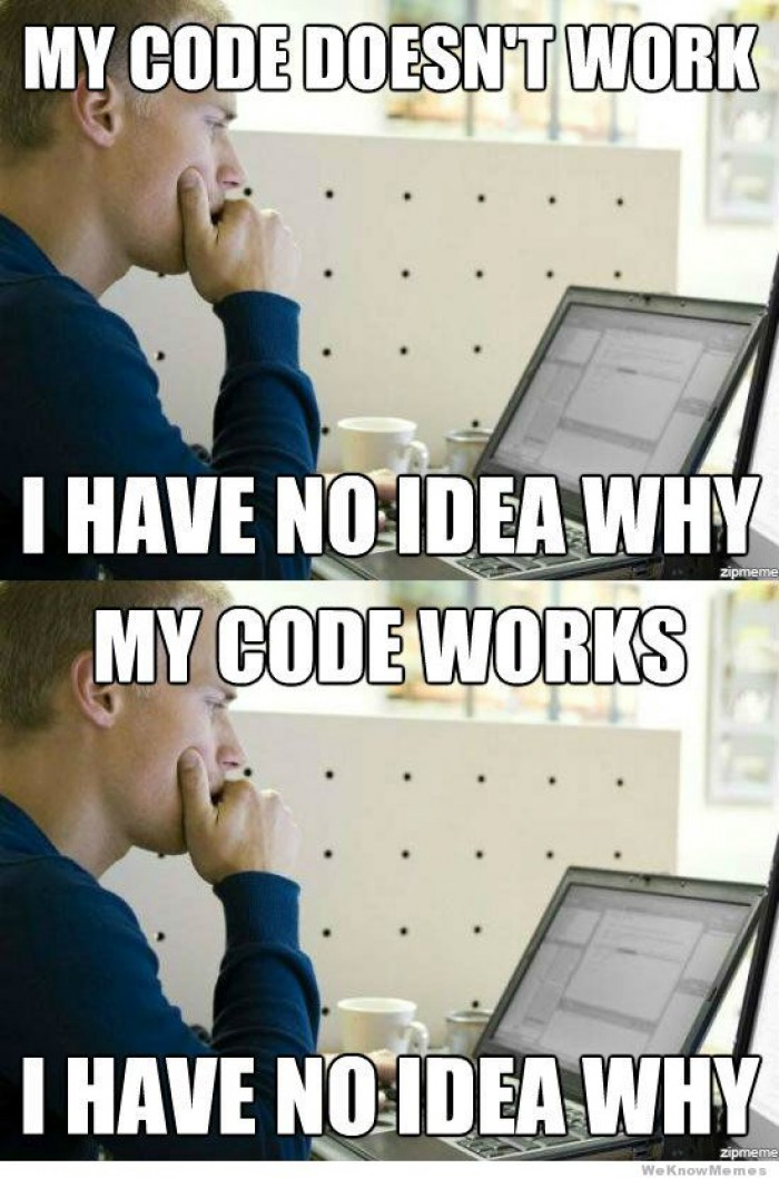 My code Works- I Have no idea why