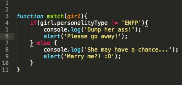 The Marriage Algorithm