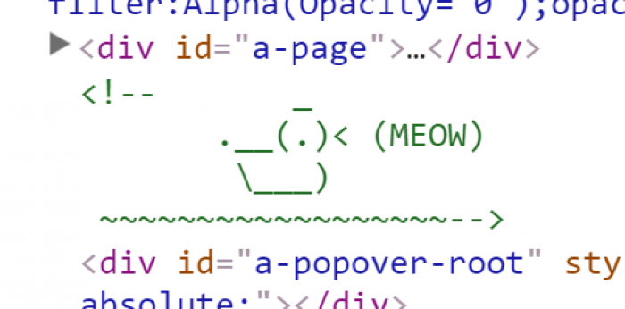 Found this in Amazon's markup