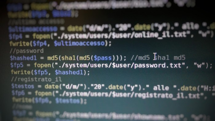 The fantastic way this forum stores passwords (and pretty much everything else)