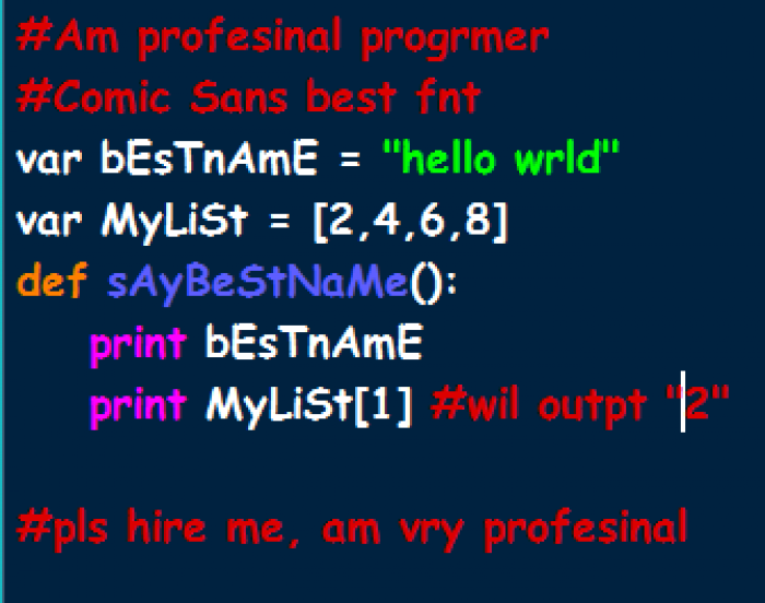 How to trigger a programmer
