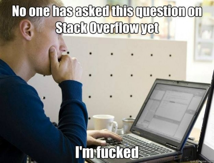 Stack overflow screwed up