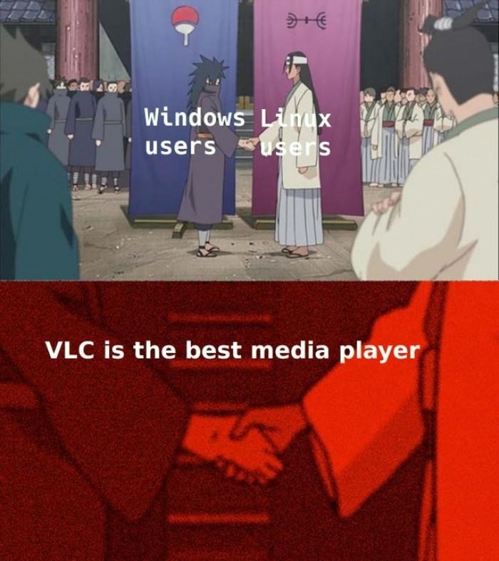 East or West VLC is the best